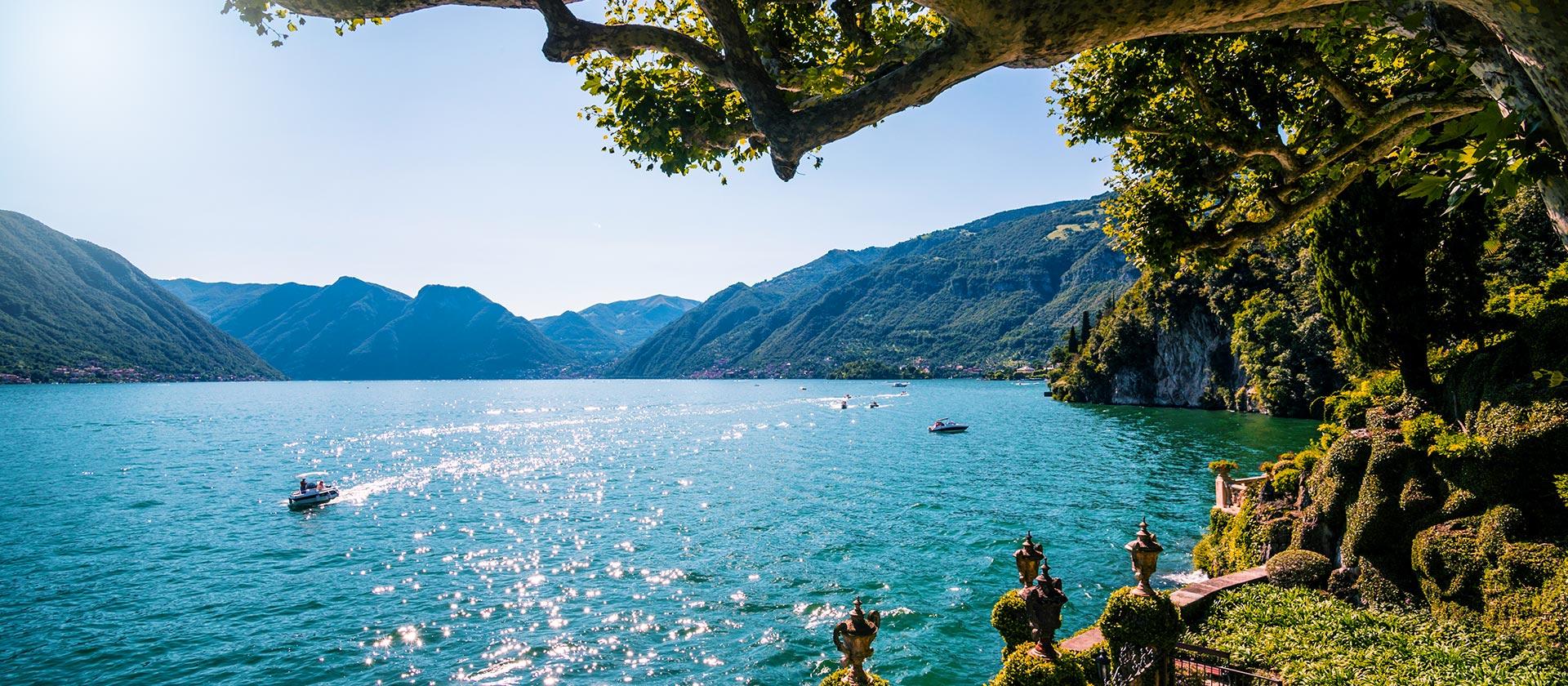 Bellagio Como Lake