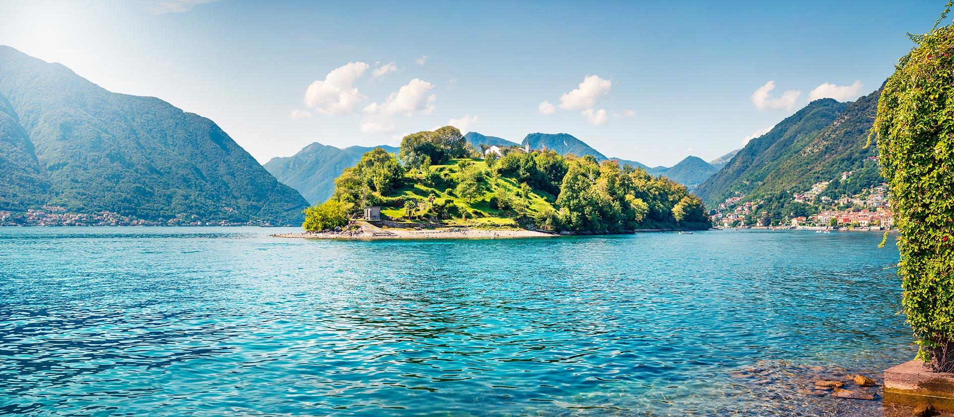 Isola Comacina Tremezzo Lago di Como