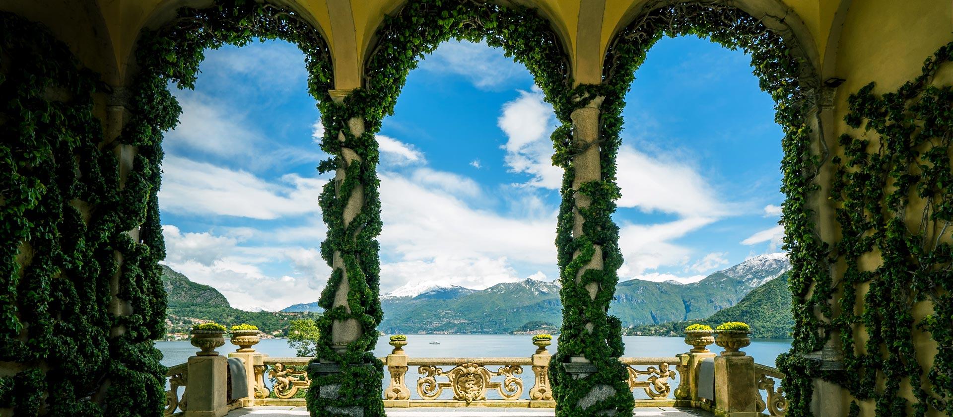 Villa Balbianello Bellagio Lago di Como