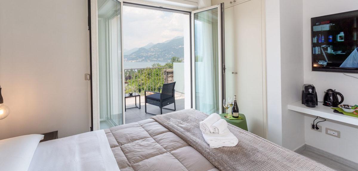 room 1 people Bellagio Como lake view