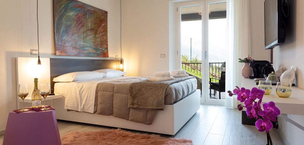 camera 2 persone Bellagio lago di Como