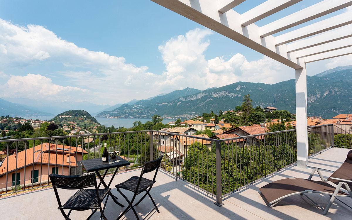 Terrazza Hotel Domus Bellagio